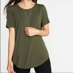 Old Navy Luxe Tee